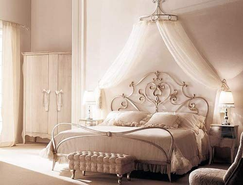 Yeni Moda Yatak Odası Cibinlik Modelleri