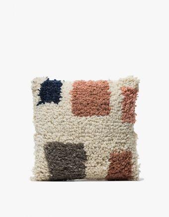 Formas Shag Pillow 16x16
