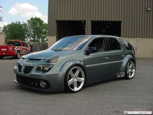 Ugly Cars: Pontiac Aztek Edition (17 Photos) lol ill keep my ugly car