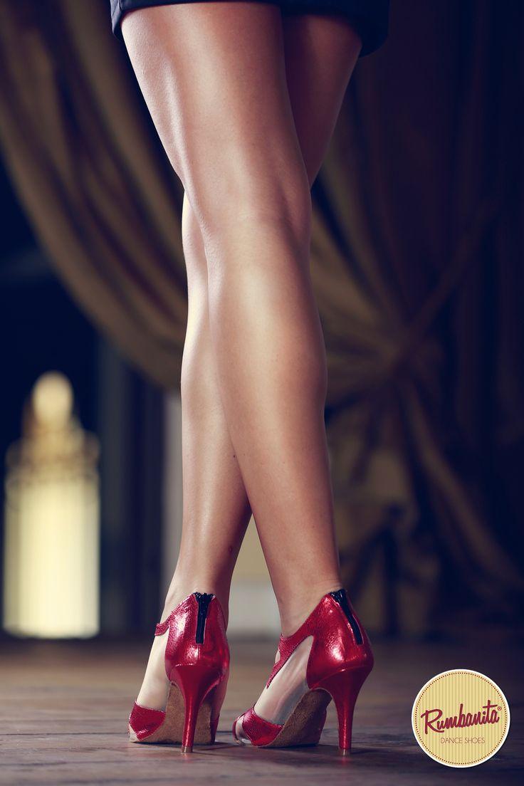kizomba dance shoes by Rumbanita. www.rumbanita.com