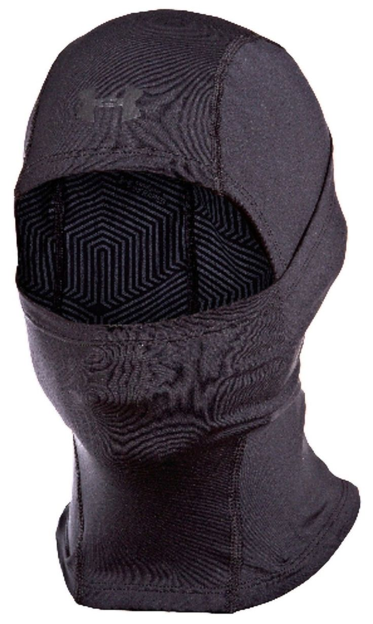 Under Armour Infrared ColdGear Tactical Winter Hood Balaclava Style Facemask