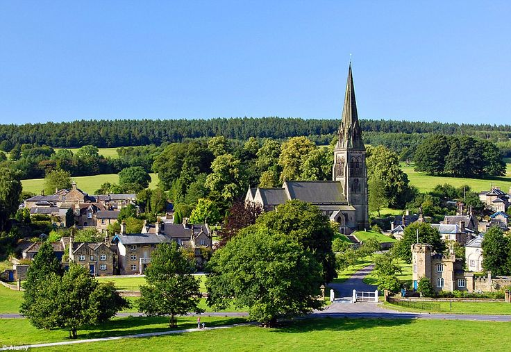 Perhaps it's cheating to call Edensor a secret, but this dreamily perfect spot is so overshadowed by neighbouring Chatsworth House that it never receives the attention it richly deserves.