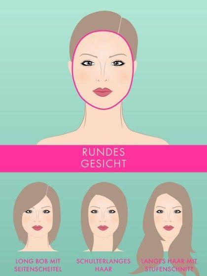 Which haircut fits your face shape? – #Deiner #Face #Haarschnitt # fits #Welcher #zu