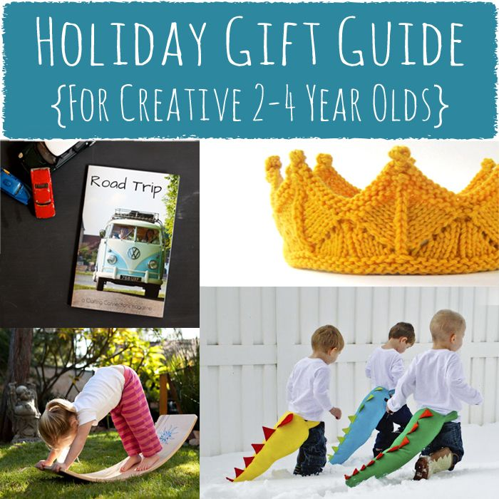 This gift guide is created especially for the creative toddler, filled with gift ideas perfect for little ones aged 2 - 4. We have worked hard to find toys and games, creative tools, items for imaginative play and DIY gifts to build their creative spirits.