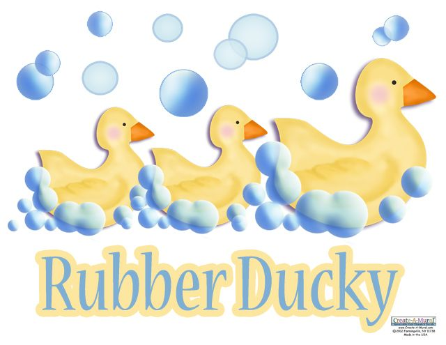 The 142 best Rubber Duckies & Bubble Bath images on Pinterest ...