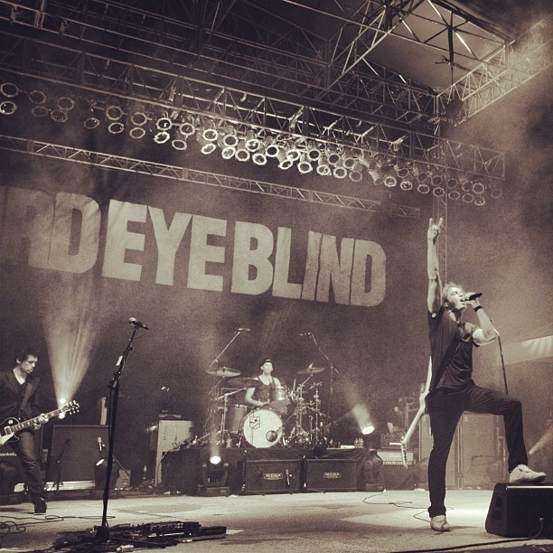 Third Eye Blind. I love this band. #somuch