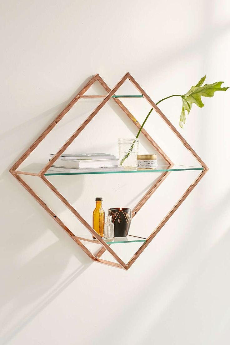 Emilie Diamond Shelf