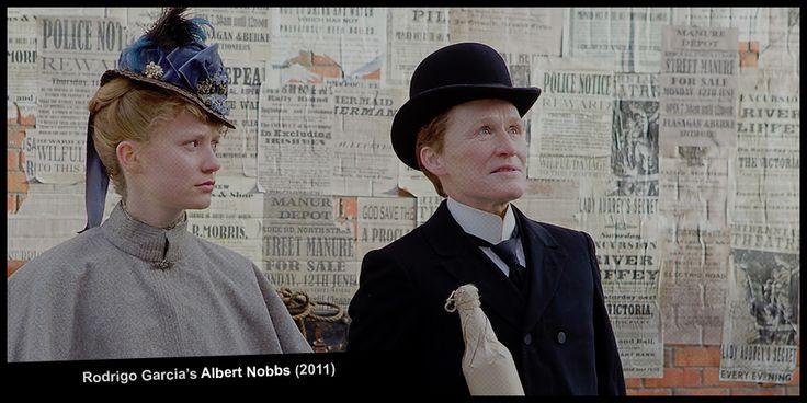 Glenn Close is ALBERT NOBBS: Enter the Dangerous World of Albert Nobbs