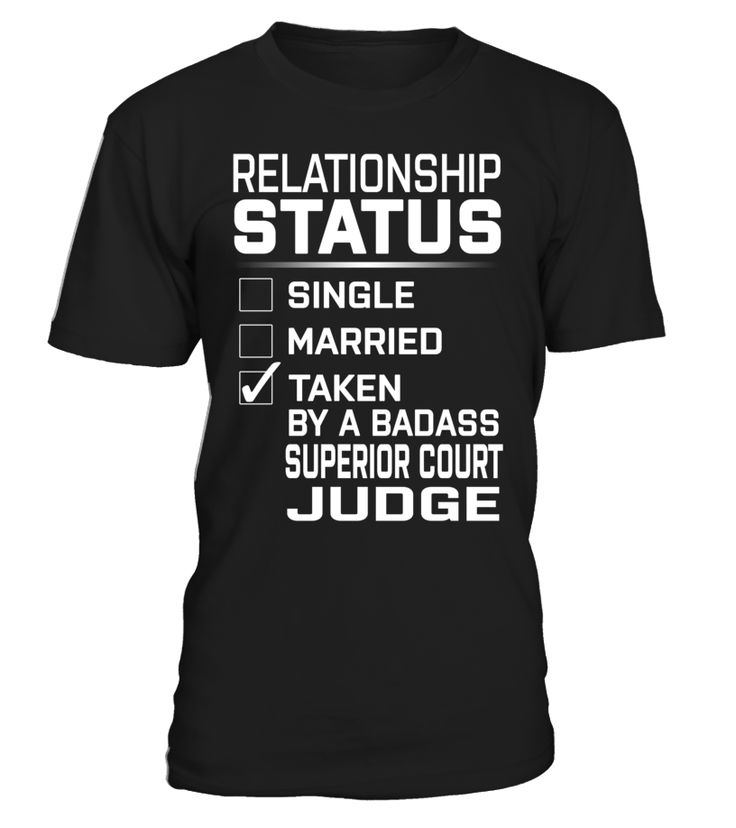 Superior Court Judge - Relationship Status