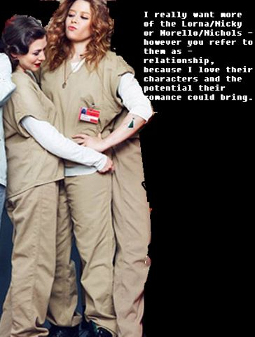 17 Best images about OITNB on Pinterest | Lobsters, Hair ... Morello Orange Is The New Black Season 2