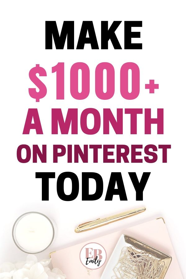 How to make $1,500 a month on Pinterest – Life Inspiration | Quotes to Live By Wise People