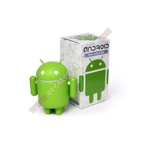 Muñeco Android para coleccionistas