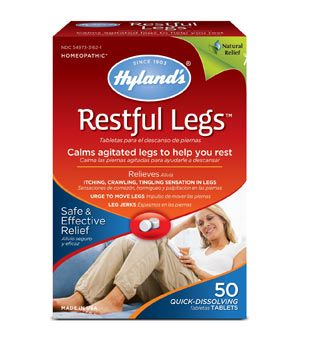 I have MS, I usually don't endorse any products, but this is one I feel I must. If you have restless leg syndrome (RLS) this product works. I have had so much relief from this and have only been taking it since 7/29/2013.