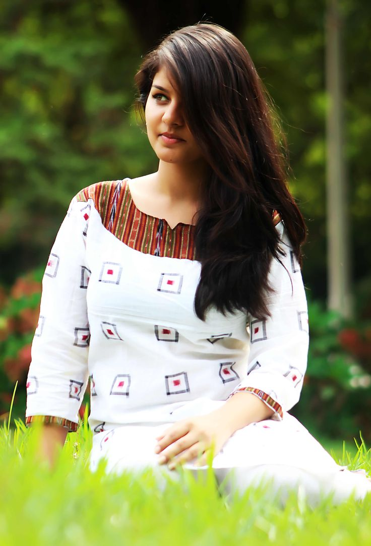 Ikat Kurti by Sujit Meher's Collection