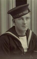 Jack Dusty Men's fashion and lifestyle blog - John Normal Walton, Naval officer