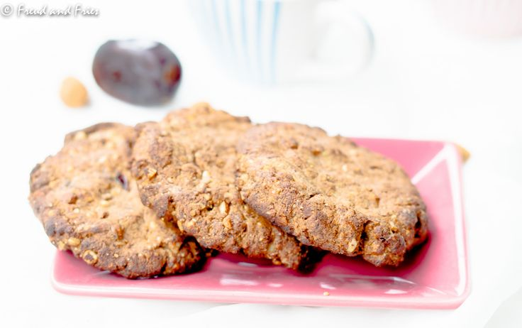 Crunchy protein cookies - Freud and Fries