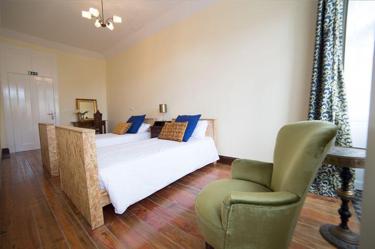 Double Room - Hostel Santa Maria Funchal, Madeira Island