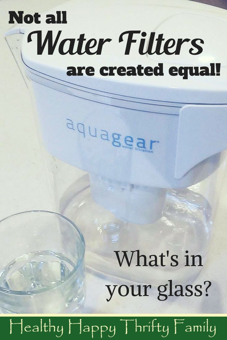 Aquagear Filter Pitcher Review Healthy Happy Thrifty Family Healthy Happy Filters Parenting On A Budget