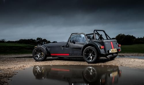 Motor'n | CATERHAM CARS EXPANDS OPTIONS FOR THE SEVEN 620