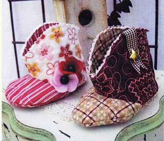 Millthorpe Armadillo: Fabulous Baby Shoe patterns