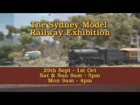 AMRA NSW Sydney Model Railway Exhibition 2007...