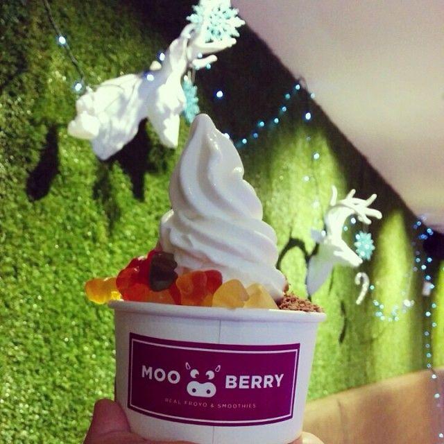 Moo Berry Australia Fruhstuck Dessert Frozen Joghurt Shop Dessert Ideen