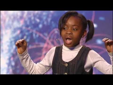 Natalie Orki - You amazing 10 year old legend.
