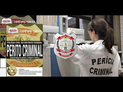 Acesse agora Apostila Perito Criminal Policia Civil DF  Acesse Mais Notícias e Novidades Sobre Concursos Públicos em Estudo para Concursos