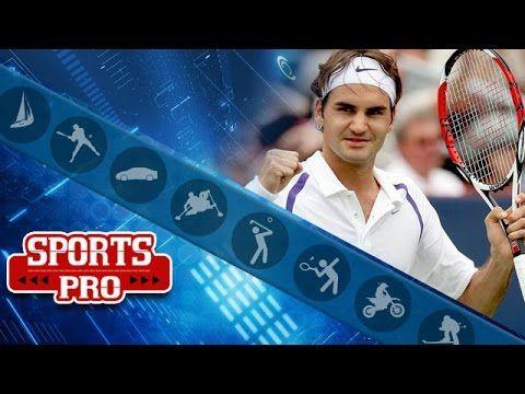YouTube Roger Federer Biography