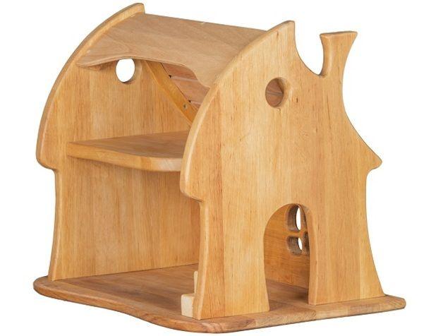 Puppenstuben - Märchen-Puppenhaus - ein Designerstück von holzwurm1337 bei DaWanda