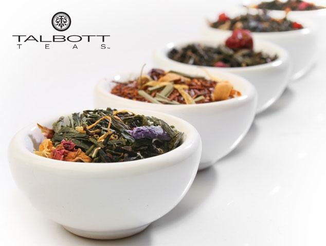 talbott tea net worth