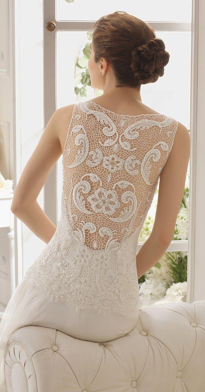 82 best Brautkleider images on Pinterest | Short wedding gowns ...
