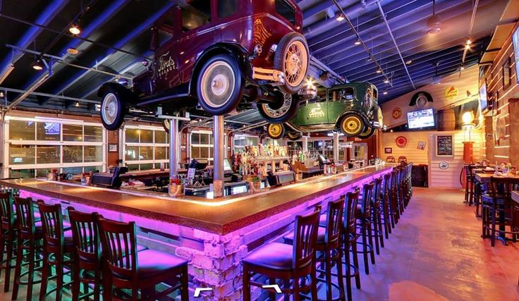 Ford S Garage Restaurant In Cape Coral Fl Places I Have