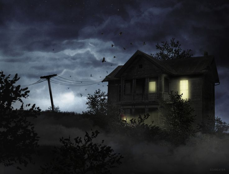 The House By Scabeater