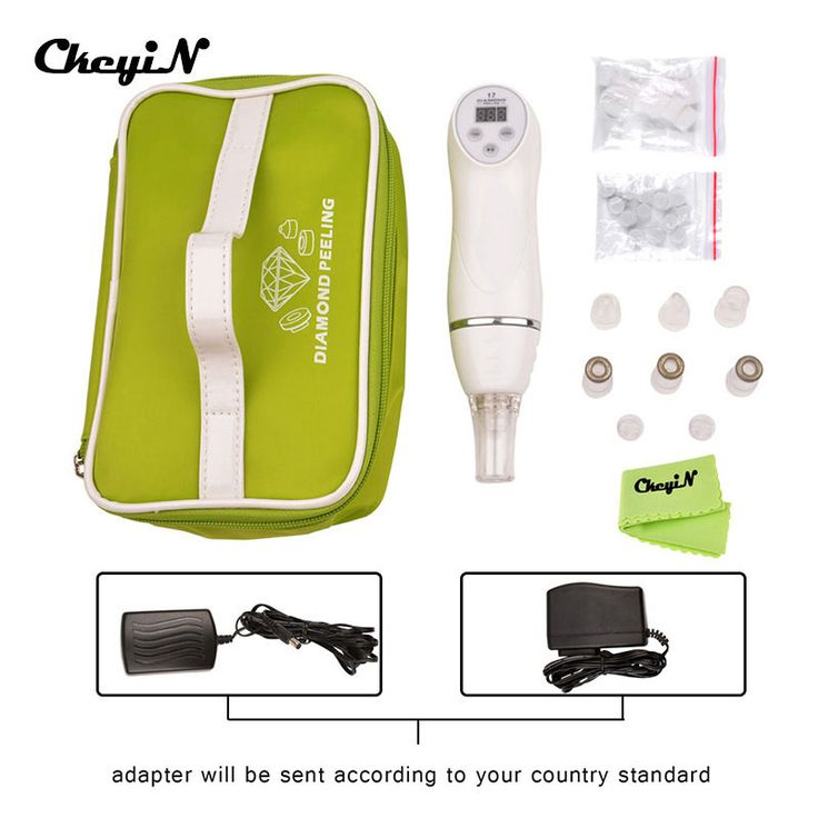 Portable 110-240V Multifunction Diamond Peeling Facial Spa Device Anti-aging Skin Peeling Dermabrasion Device Face Care Machine ** Find out more by clicking the VISIT button