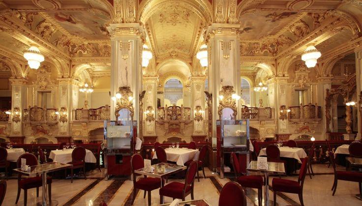 Budapest New York / Grand cafe