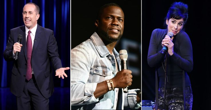 Jerry Seinfeld, Kevin Hart,… http://www.rollingstone.com/culture/news/seinfeld-kevin-hart-sarah-silverman-top-comedy-music-fest-w469598