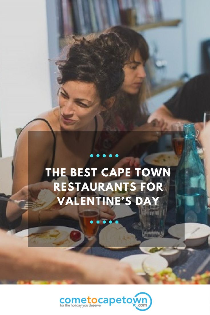 Do you have plans for Valentine's Day in 2018? If you still haven't decided where to go with that special someone, we are happy to inform you that Cape Town is home to dozens of romantic restaurants.