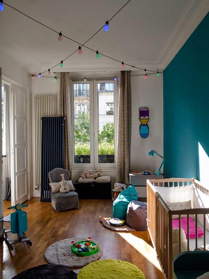 38 best Chambre enfant images on Pinterest | Child room, Baby room ...