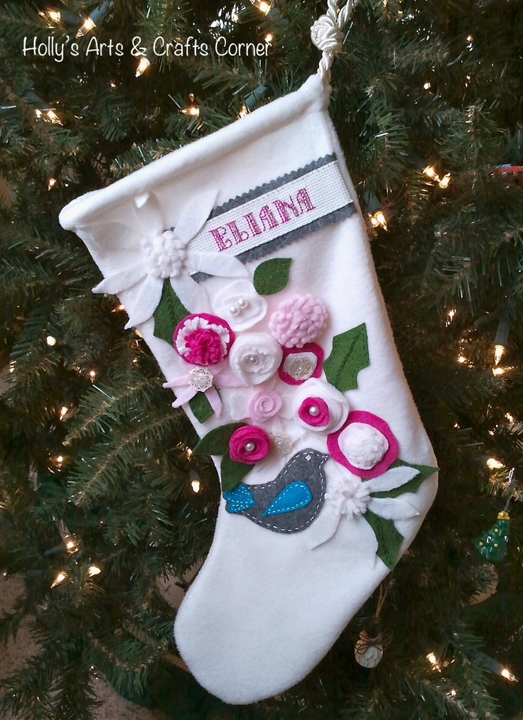Top 25 ideas about holly 39 s arts and crafts corner blog on for Felt arts and crafts