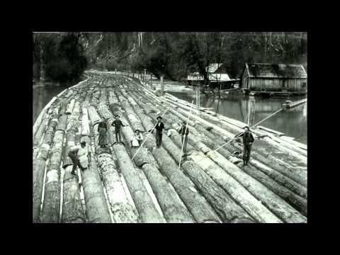 ▶ Old Logging Photos with Ralph Stanley - YouTube MY DAD WAS A LOGGER B4 I WAS BORN IN 54, HE LOST HIS ARM I THINK IN 58, THEN OWNED SALVAGE YARD, EVEN REBUILT ENGINES W/1 ARM