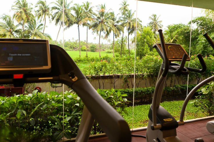 Day 1: Start the morning with a refreshing Cardio session at the Gym!
