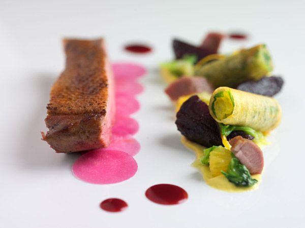 Midsummer House Restaurant, Cambridge - **
