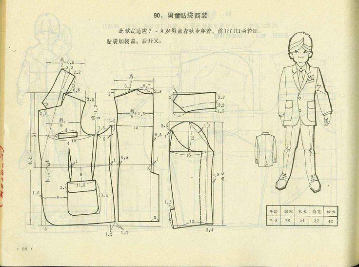 1988 Shanghai new children's clothing 100mod  China