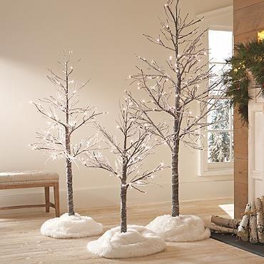 Martha Stewart Pre Lit Christmas Tree