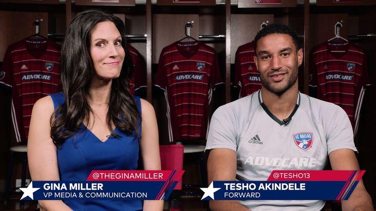 ON THE RECORD: Tesho Akindele - Via FC Dallas