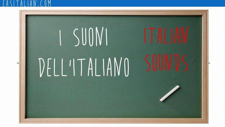 Sounds of Italian Language - I suoni dell'Italiano - La lettera C