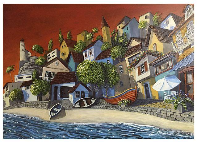 """Miguel Freitas - """"Along The Beach"""""""