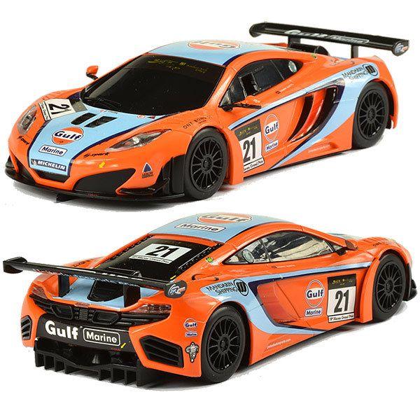SCALEXTRIC Digital Slot Car C3287 McLaren MP4-12C GT3 No.21 - Jadlam Toys & Models - Buy Toys & Models Online