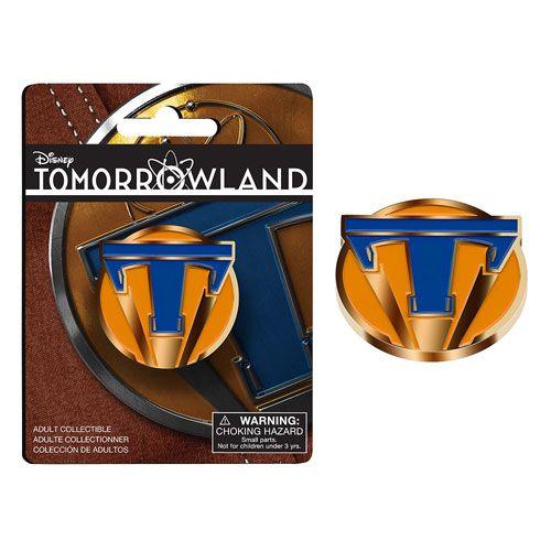 Tomorrowland Pin 1 - Funko - Tomorrowland - Pins at Entertainment Earth